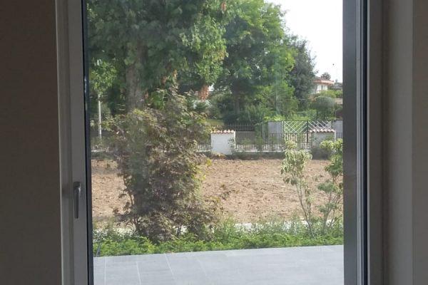 Porta finestra Schuco AWS 75 BS